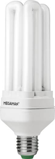 Energiesparlampe 176 mm Megaman 230 V E27 30 W = 129 W Kalt-Weiß EEK: A Röhrenform Inhalt 1 St.