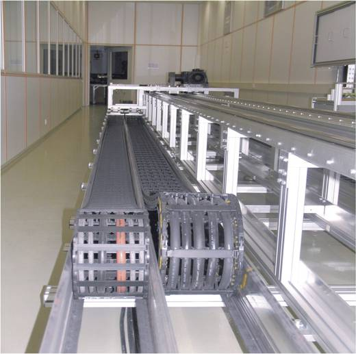 Datenleitung UNITRONIC® FD CP (TP) PLUS 2 x 2 x 0.14 mm² Grau LappKabel 0030910 Meterware