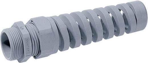 Kabelverschraubung mit Biegeschutzspirale M12 Polyamid Licht-Grau (RAL 7035) LappKabel SKINTOP BS-M 12 x 1.5 1 St.