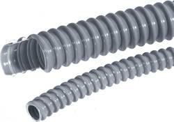 Ochranná hadice na kabely LappKabel SILVYN® EL 28X33,5 61747410, 28 mm, stříbrnošedá (RAL 7001