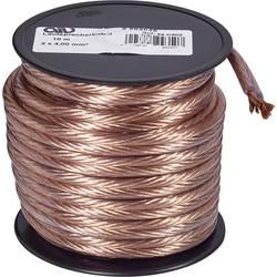 Balený reproduktorový kabel Extra Quality, průřez 2 x 4 m