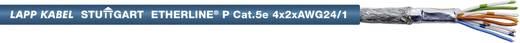 Netzwerkkabel CAT 5e SF/UTP 4 x 2 x 0.22 mm² Blau LappKabel 2170296 Meterware