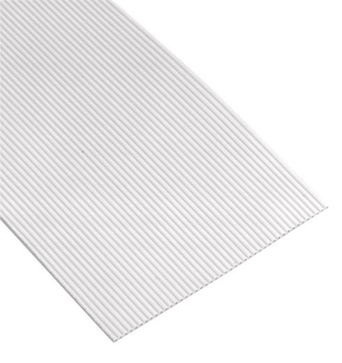 Flachbandkabel Rastermaß: 1 mm 26 x 0.08 mm² Grau 3M 80-6107-0722-8 Meterware