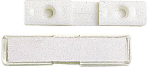 Zeichenträger Montageart: Kabelbinder, schrauben, aufkleben Beschriftungsfläche: 52 x 12 mm Weiß, Transparent LappKabel KKSB 10 61712660 1 St.