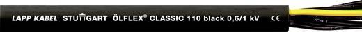 LappKabel ÖLFLEX® CLASSIC BLACK 110 Steuerleitung 2 x 0.75 mm² Schwarz 1120232 Meterware