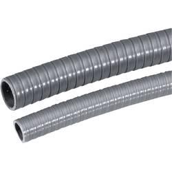 Ochranná hadica na káble LAPP SILVYN® SP 22x27 SGY 61714110, 22 mm, striebrosivá (RAL 7001), metrový tovar