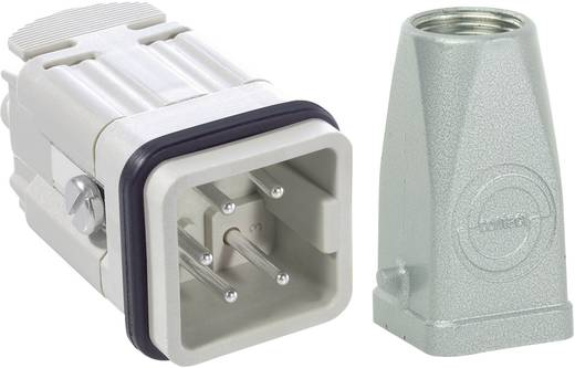 Steckverbinder-Set EPIC®KIT H-A 4 75009614 LappKabel 4 + PE Schrauben 1 Set