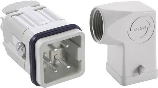 Steckverbinder-Set EPIC®KIT H-A 4 75009615 LappKabel 4 + PE Schrauben 1 Set