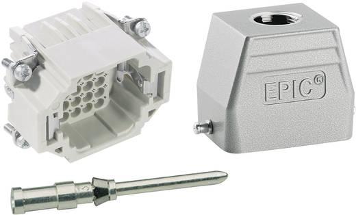 Steckverbinder-Set EPIC®KIT H-DD 24 75009670 LappKabel 24 + PE Crimpen 1 St.