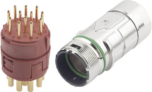 EPIC® Steckverbinder M23 12polig im Set EPIC® KIT M23 F6 12-POL MALE LappKabel Inhalt: 1 Set