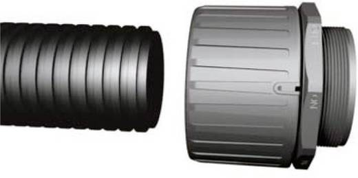 Wellrohr Schwarz 20.50 mm HellermannTyton 166-11804 HG-DC28 Meterware