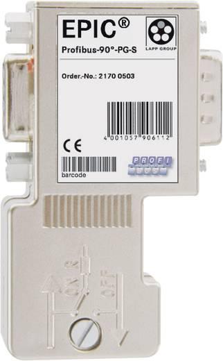 EPIC® Data PROFIBUS Steckverbinder mit Schraubanschluss Pole: 9 ED-PB-90-PG-S LappKabel Inhalt: 1 St.