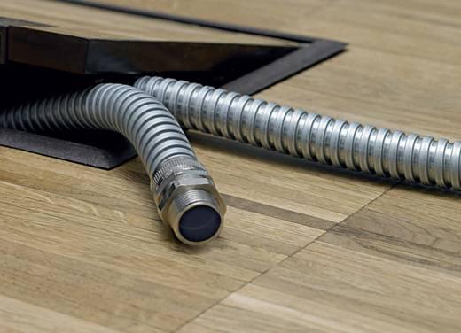Stahlschutzschlauch Metall 21.10 mm HellermannTyton 166-30104 SC25 Meterware