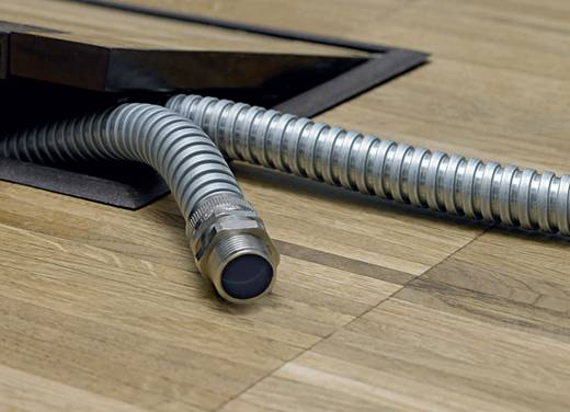 Stahlschutzschlauch Metall 21.10 mm HellermannTyton 166-30114 SC25 10 m