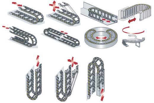 Energiekette,Schleppkette SILVYN® CHAIN Light 61210027 LappKabel Inhalt: 1 St.
