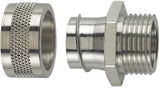 Schlauchverschraubung Metall PG42 48.40 mm Gerade HellermannTyton 166-31018 PCS50-FM-PG42 1 St.