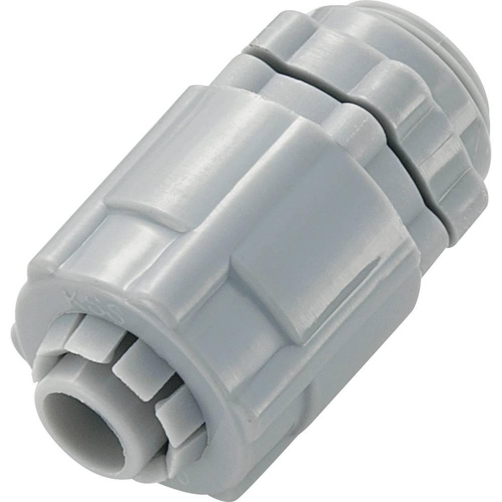 Kss bgr flexible conduit adapter grey from conrad