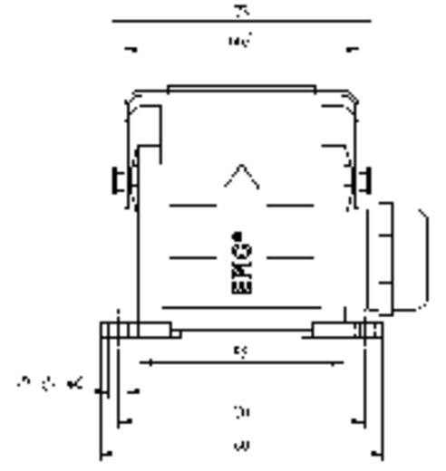 Sockelgehäuse EPIC® Ultra H-B 6 LappKabel 70250207 1 St.