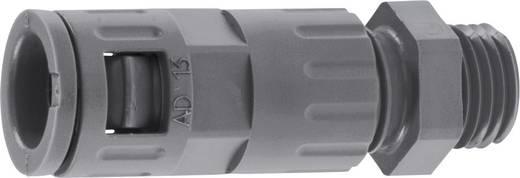 Schlauchverschraubung Grau M12 6.50 mm Gerade LappKabel 55502817 SILVYN® KLICK GPZ-M IP66 12X1,5 GY 1 St.