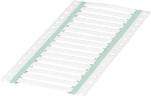 Schrumpfschlauchmarkierer Montage-Art: aufschieben Beschriftungsfläche: 60 x 4 mm Weiß Phoenix Contact WMS 2,4 (60X4)R
