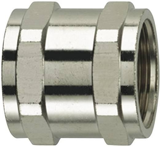 Schlauchkupplung Metall HellermannTyton 166-50401 ACP-M20 1 St.