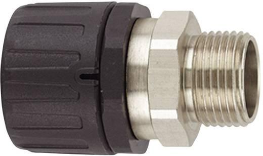 Schlauchverschraubung Schwarz M32 28.10 mm Gerade HellermannTyton 166-21305 HG34-SM-M32 1 St.