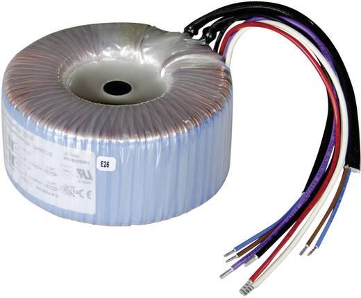 Ringkerntransformator 2 x 115 V 2 x 15 V/AC 250 VA 8.34 A 825045 Sedlbauer
