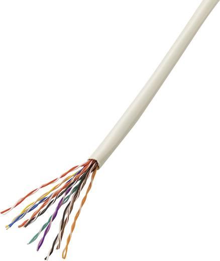 Telefonkabel J-Y(ST)Y 10 x 2 x 0.60 mm Grau Conrad Components 606866 ...