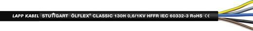 Steuerleitung ÖLFLEX® CLASSIC 130 H BK 4 G 1.50 mm² Schwarz LappKabel 1123420 Meterware