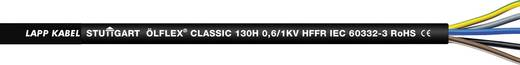 Steuerleitung ÖLFLEX® CLASSIC 130 H BK 5 G 6 mm² Schwarz LappKabel 1123439 1000 m