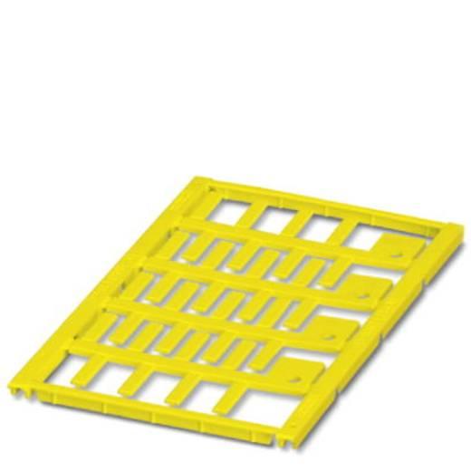 Leitermarkierer Montage-Art: aufschieben Beschriftungsfläche: 15 x 4 mm Passend für Serie Einzeldrähte, Phoenix Contact