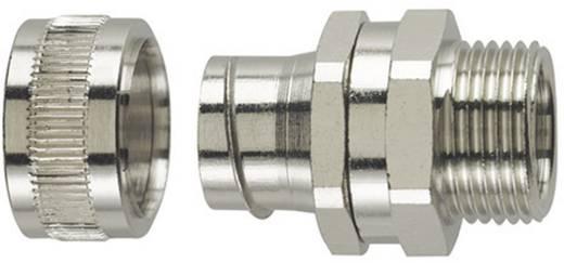Schlauchverschraubung Metall M25 21.10 mm Gerade HellermannTyton 166-30405 SC25-SM-M25 1 St.