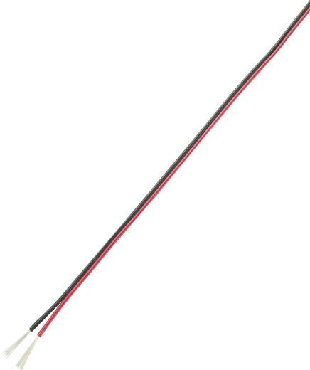 Servo Litze [1x offenes Ende - 1x offenes Ende] 5 m 3 x 0.08 mm² flach Reely