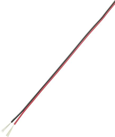 Servo Litze [1x offenes Ende - 1x offenes Ende] 5 m 3 x 0.30 mm² flach Reely