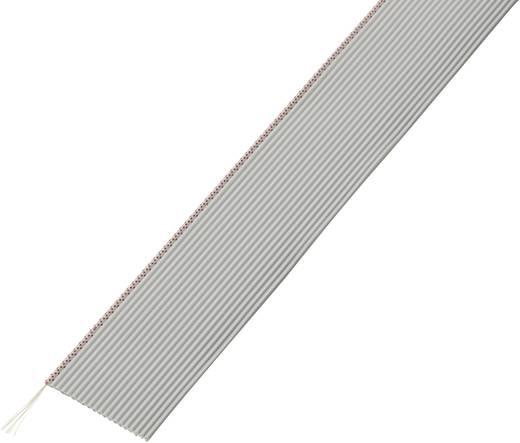 Flachbandkabel Rastermaß: 1.27 mm 20 x 0.035 mm² Grau Conrad Components SH1998C201 30.5 m