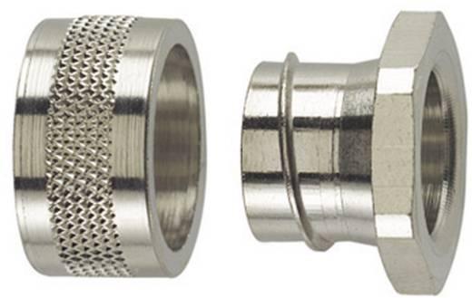 Endverschluss Metall 16.90 mm Gerade HellermannTyton 166-30503 SC20-PC 1 St.
