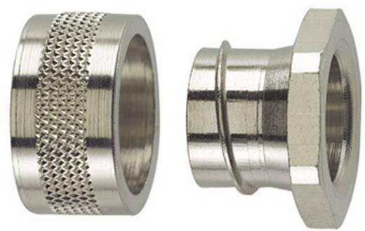 Endverschluss Metall 21.10 mm Gerade HellermannTyton 166-30504 SC25-PC 1 St.