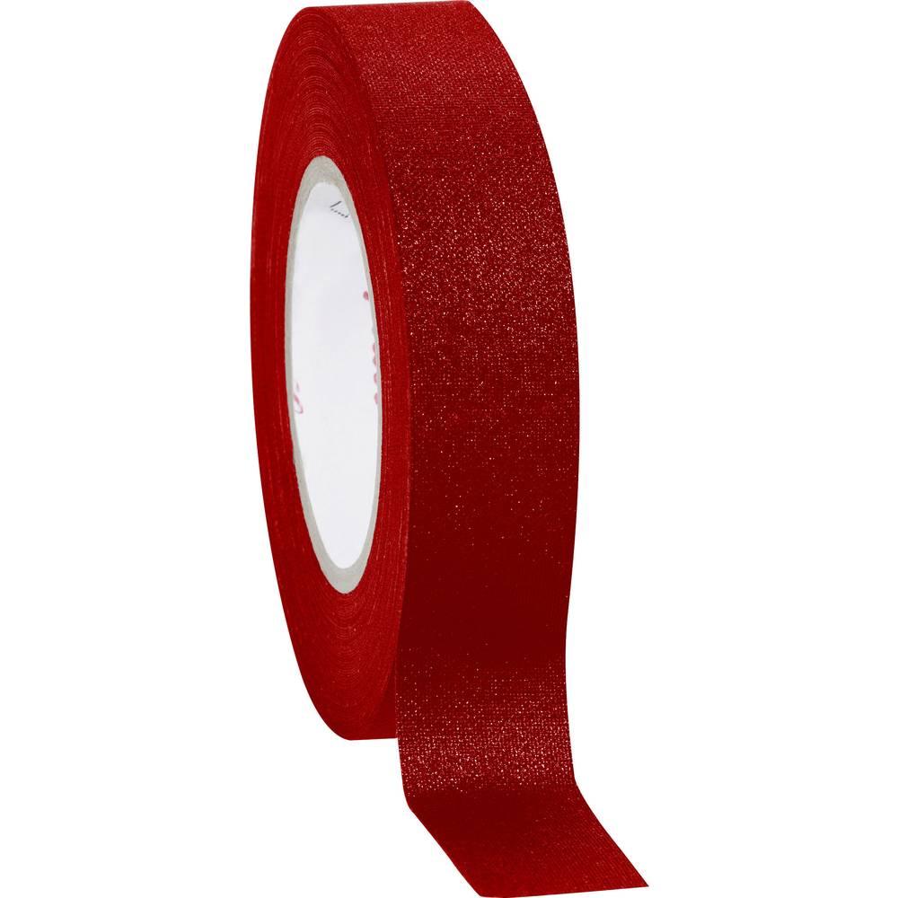 ruban adh sif tiss coroplast 39756 rouge l x l 10 m x 19 mm caoutchouc 1 rouleau x sur le. Black Bedroom Furniture Sets. Home Design Ideas