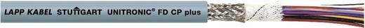 Schleppkettenleitung UNITRONIC® FD CP plus 18 x 0.14 mm² Grau LappKabel 0028887 100 m