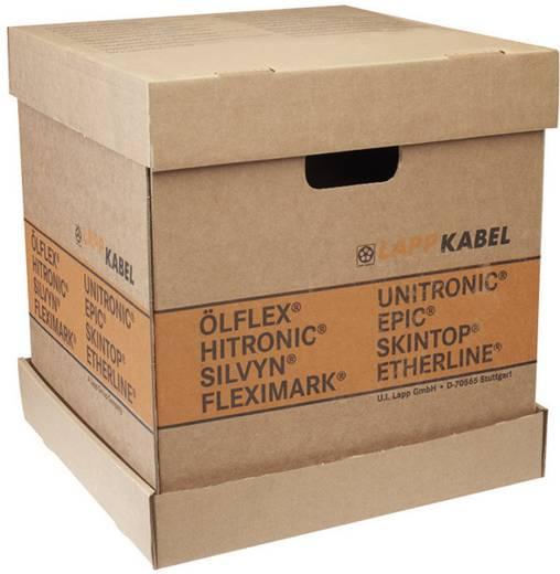 Litze H05V-K 1 x 1 mm² Dunkelblau, Weiß LappKabel 4510923K 2000 m