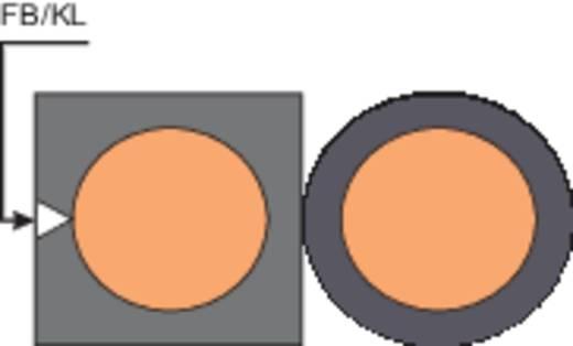 Lautsprecherkabel 2 x 0.75 mm² Kupfer AIV 23509T Meterware