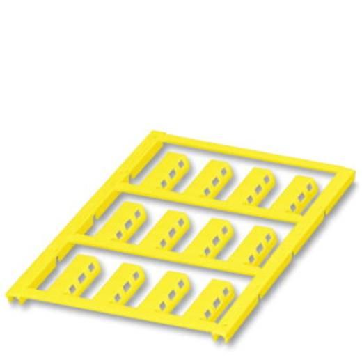 Leitermarkierer Montage-Art: Kabelbinder Beschriftungsfläche: 24 x 5 mm Passend für Serie Einzeldrähte Gelb Phoenix Cont