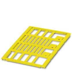 Marqueur de câble Phoenix Contact UC-WMT (23X4) YE 0819424 Surface de marquage: 23 x 4 mm jaune 10 pc(s)