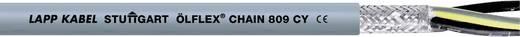 Schleppkettenleitung ÖLFLEX® CHAIN 809 CY 2 x 1.50 mm² Grau LappKabel 1026775 50 m