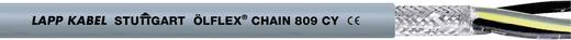 Schleppkettenleitung ÖLFLEX® CHAIN 809 CY 3 G 0.75 mm² Grau LappKabel 1026760 100 m