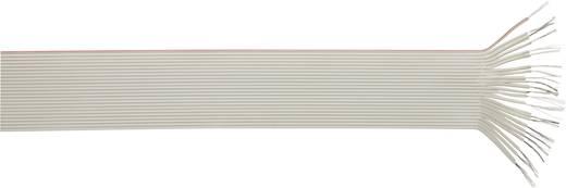 LAPP 49900054 Flachbandkabel Rastermaß: 1.27 mm 10 x 0.09 mm² Grau Meterware