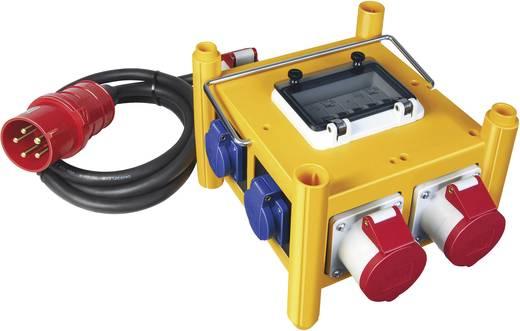CEE Stromverteiler STROMVERTEILER POWER-BOX 1153660 400 V 32 A Brennenstuhl