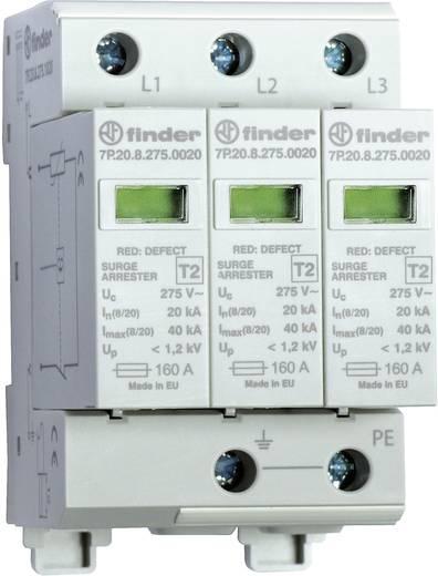 Überspannungsschutz-Ableiter Überspannungsschutz für: Verteilerschrank Finder 7P.23.8.275.1020 20 kA