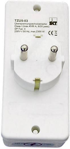 Überspannungsschutz-Zwischenstecker Überspannungsschutz für: Steckdosen TZU 5-03 TZU 5-03