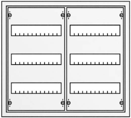 Verteilerschrank Aufputz Anzahl Teilungen = 72 Anzahl Reihen = 3 Striebel & John 30120 AT32